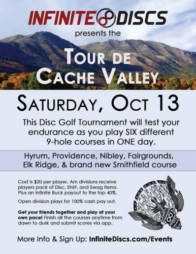 Tour De Cache Valley - October 13th