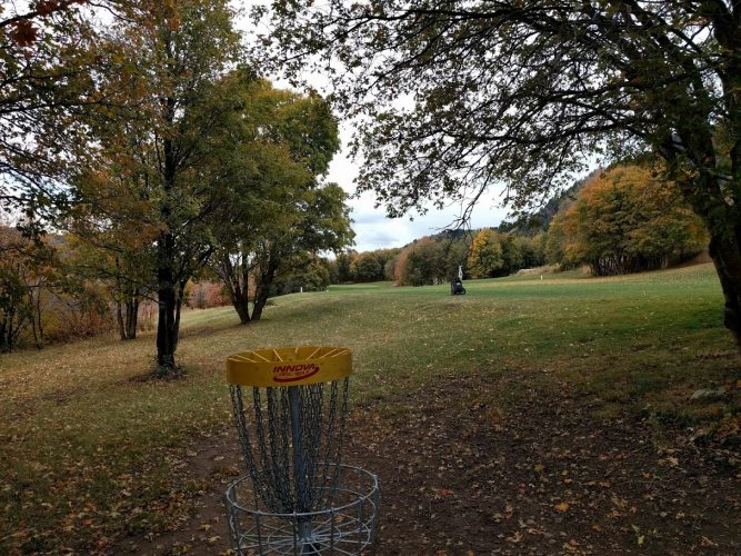 Cache Valley Disc Golf