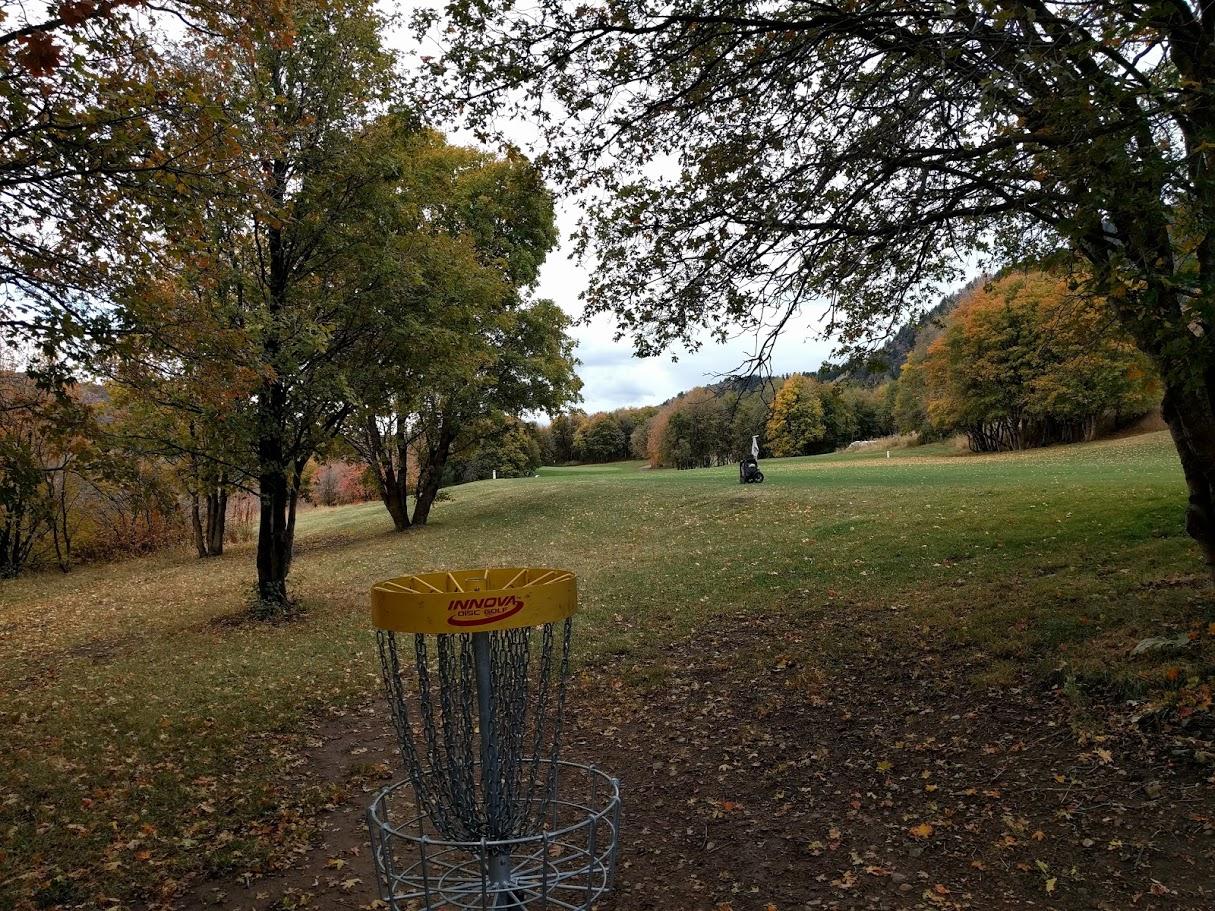 Cache Valley Disc Golf