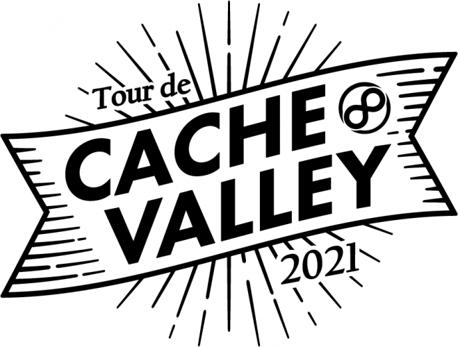 Tour De Cache Valley Logo